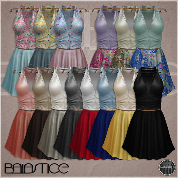 Baiastice_Ory combination-shirt & skirt-colors