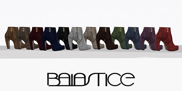 Baiastice_Rhino AnkleBoots-ALL COLORS