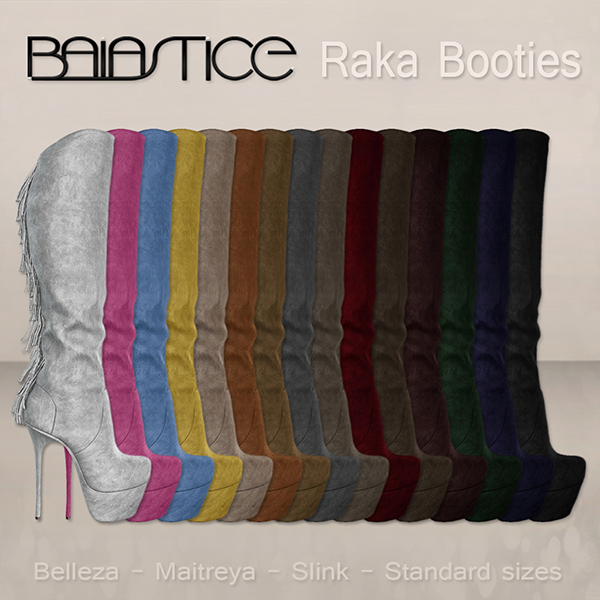 Baiastice_Raka boots-Suede-All Colors