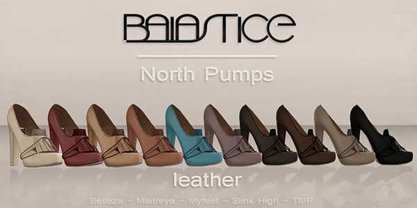 Baiastice_North Pumps-Leather-All Colors