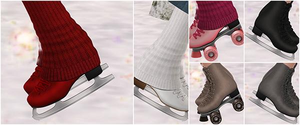 N-core Skates