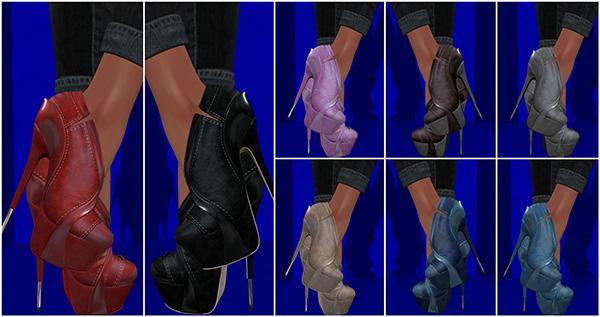Glamistry AZALEA Heels a