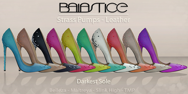 Baiastice_Strass Pumps-Leather-All Colors
