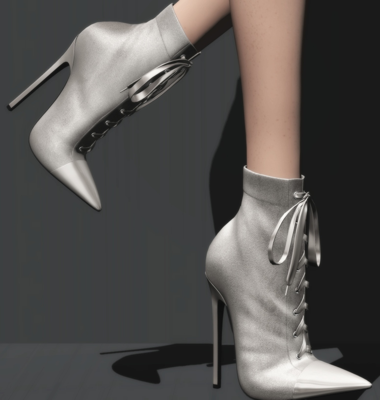 [Gos] Frenchie Ankle Boots